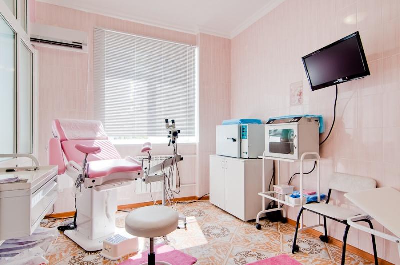 Фото у гинеколога в кабинете